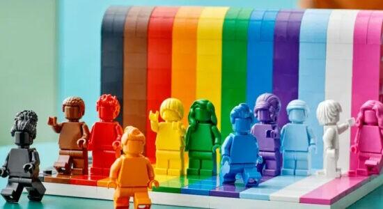 Lego irá lançar versão LGBT do brinquedo