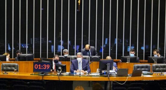Sessão da Câmara dos Deputados votou a MP da privatização da Eletrobras