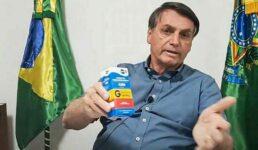 Bolsonaro é o maior influenciador digital sobre cloroquina no mundo