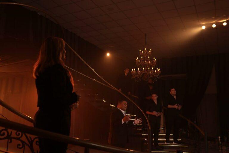 Artistas participam de ação romântica da MK Music
