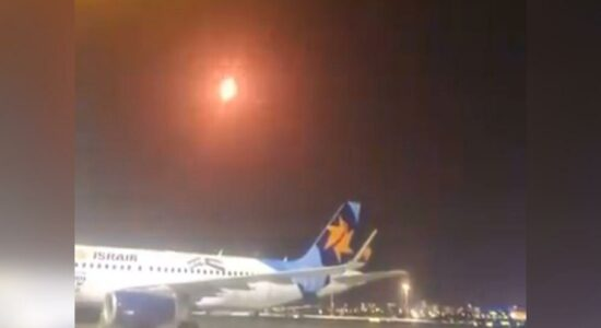 Israel fecha aeroporto Ben Gurion após foguetes do Hamas atingirem Tel Aviv
