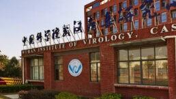 Instituto de Virologia de Wuhan, na China