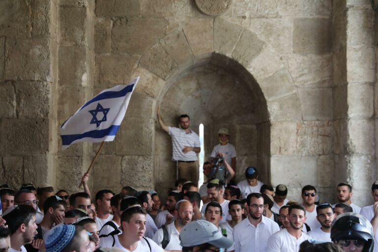 Israelenses comemoram o Dia de Jerusalém