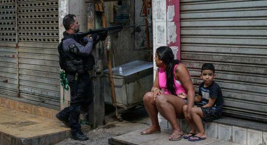 Operação policial deixou 25 pessoas mortas