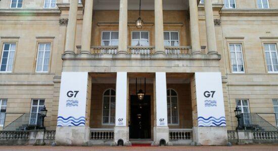 G7 defende ordem internacional frente a ameaças de China e Rússia
