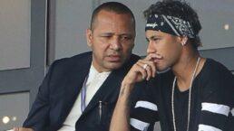 Neymar pai e filho