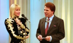 Xuxa participou de programa Silvio Santos