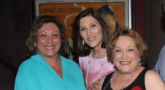Bárbara Bruno, Beth Goulart e Nicette Bruno