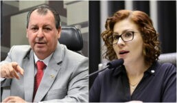 Carla Zambelli debochou da iniciativa de Omar Aziz de pedir denúncias para a CPI por email