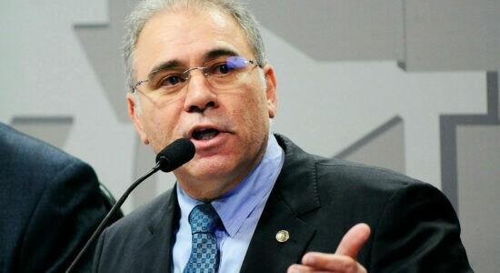 Ministro da Saúde Marcelo Queiroga