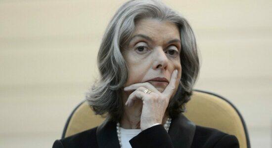 Ministra Cármen Lúcia, do Supremo Tribunal Federal