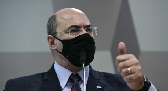 Ex-governador do Rio de Janeiro, Wilson Witzel, prometeu revelar fatos gravíssimos sobre uma intervenção do governo federal