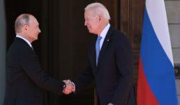 Putin e Biden