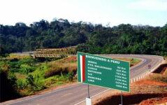 Governo do Peru se opõe a estrada que liga país ao Brasil pela Amazônia