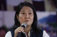 Keiko Fujimori teve pedido de anulação de votos negado