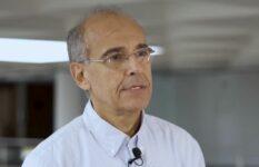 Mauro Ribeiro, presidente do Conselho Federal de Medicina