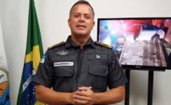 Coronel da PM Rogério de Figueiredo
