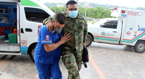 Soldado Colômbia