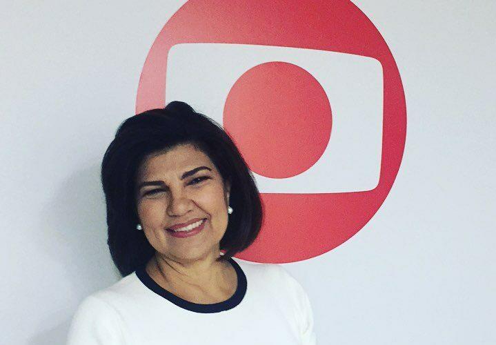Jjornalista Cristiana Lôbo da GloboNews