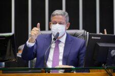 Presidente da Câmara dos Deputados Arthur Lira