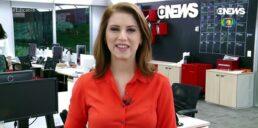 Juliana Rosa anunciou saída da GloboNews após 20 anos na emissora