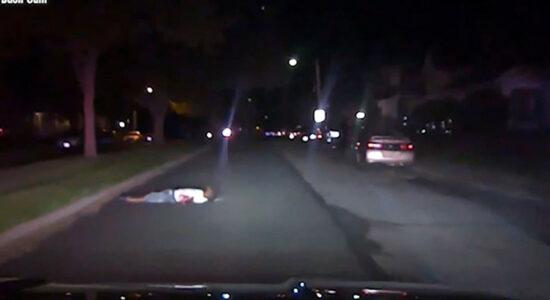 Homem baleado morreu após ser atropelado pela polícia