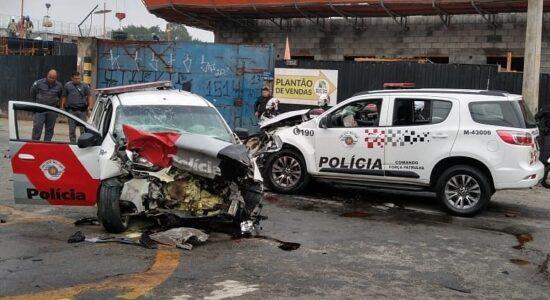 Perseguição policial deixou 9 PMs feridos