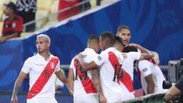 jogadores do Peru