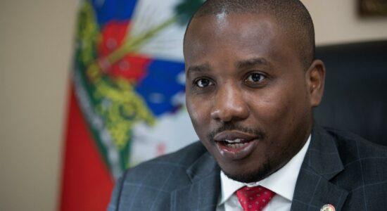 Claude Joseph primeiro ministro do Haiti