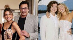 João Figueiredo se manifestou após visitar o sogro, Luciano Szafir, no hospital
