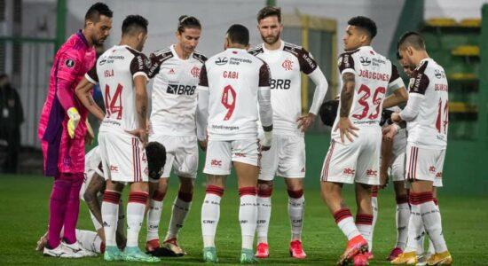 Flamengo jogará com público na Libertadores
