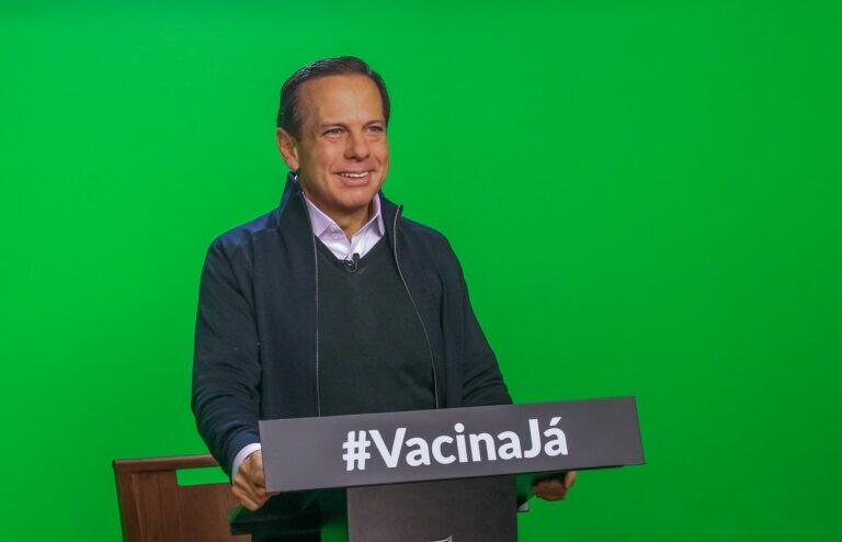 João Doria (PSDB), de São Paulo