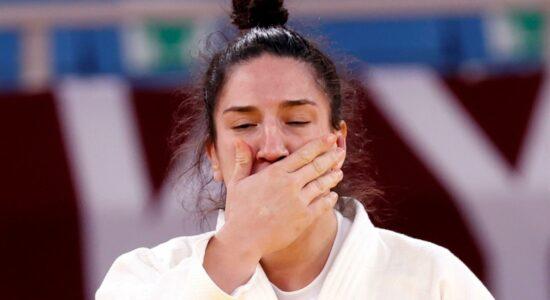 Mayra Aguiar conquistou o bronze no Judô