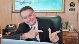 Presidente Jair Bolsonaro