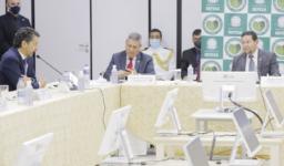 Vice-presidente da República se reuniu com alguns ministros, nesta terça-feira