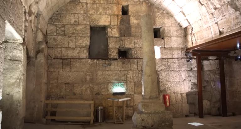 Construção do período do Segundo Templo é achada ao lado do Muro das Lamentações