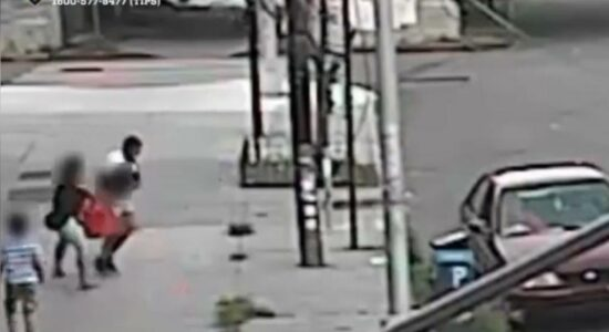 Homem tentou sequestrar criança em Nova Iorque