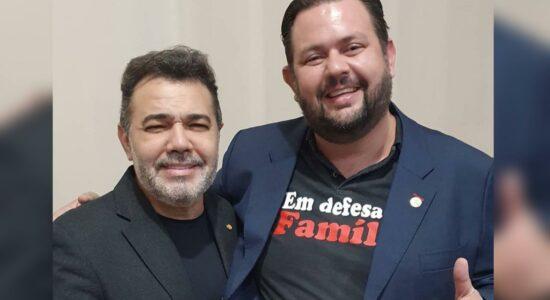 Vereador Anderson Branco, de São José do Rio Preto