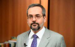 Ex-ministro Abraham Weintraub