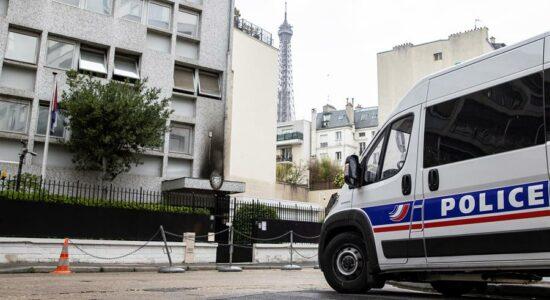 Embaixada de Cuba em Paris foi atacada