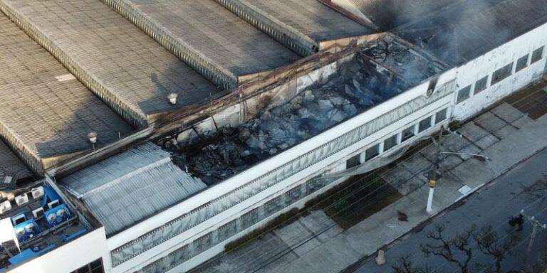 Incêndio na Cinemateca de SP destrui parte do acervo audiovisual do Brasil
