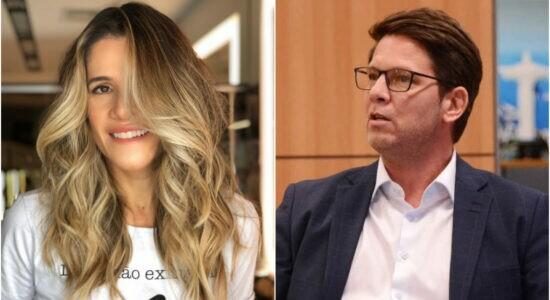Mario Frias rebateu declarações de Ingrid Guimarães