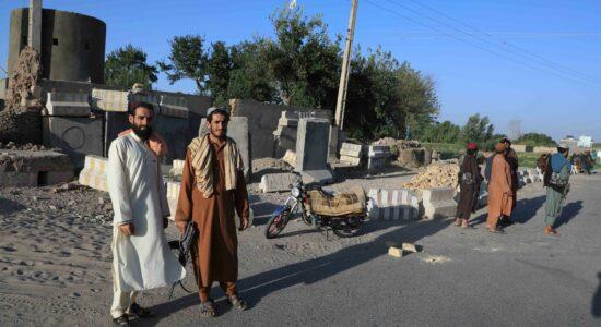Confira a situação em Cabul, no Afeganistão