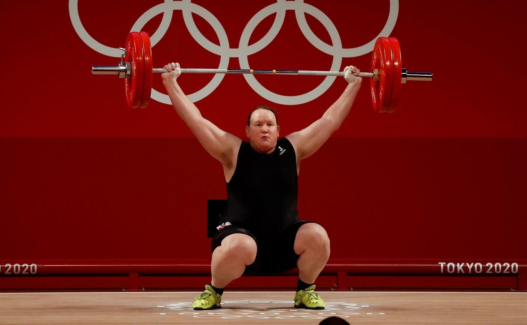 Laurel Hubbard ficou sem medalhas nos Jogos Olímpicos de Tóquio