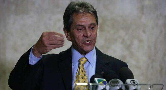 Presidente nacional do PTB Roberto Jefferson