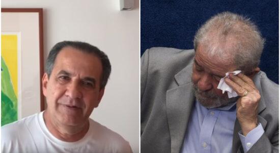 Silas Malafaia ironizou o ex-presidente Lula