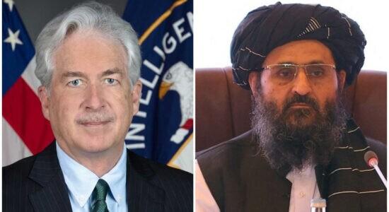 Diretor da CIA teve reunião com líder do Talibã