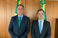 Presidente Jair Bolsonaro nomeou Bruno Bianco para a Advocacia-Geral da União
