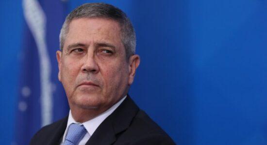 Ministro da Defesa Walter Braga Netto