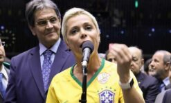 Cristiane Brasil, filha de Roberto Jeferson